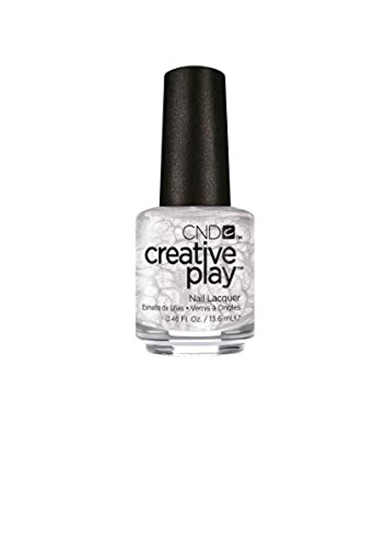 までイブニングボイコットCND Creative Play Lacquer - Su-Pearl-Ative - 0.46oz / 13.6ml