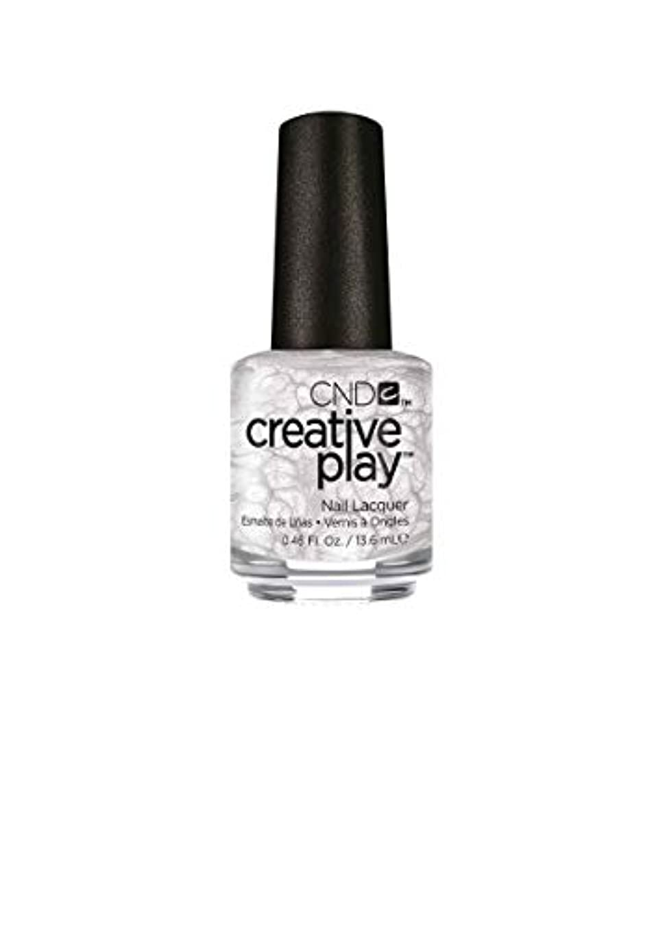 排除取り扱い絶滅CND Creative Play Lacquer - Su-Pearl-Ative - 0.46oz / 13.6ml