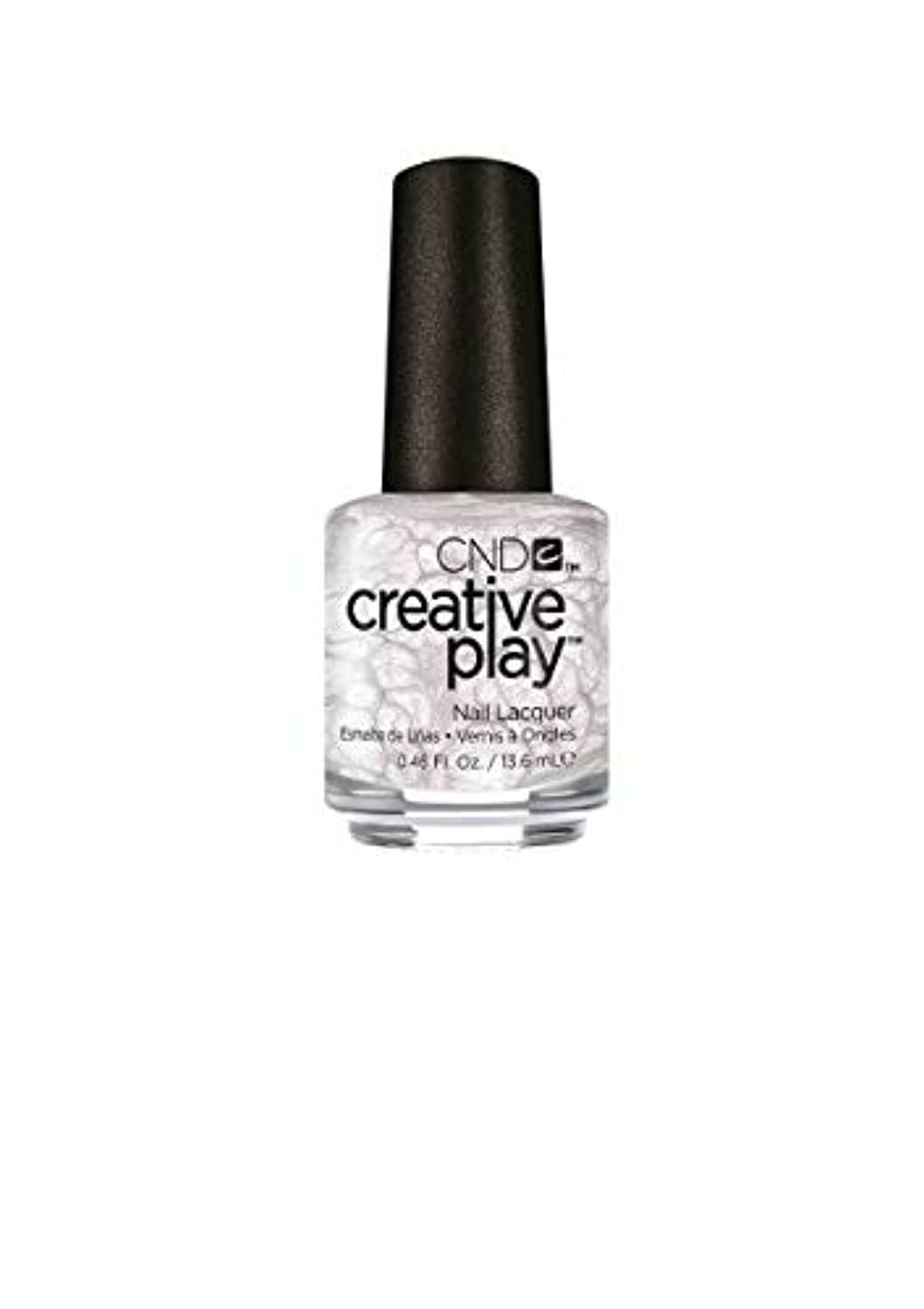 感謝祭勤勉な記憶に残るCND Creative Play Lacquer - Su-Pearl-Ative - 0.46oz / 13.6ml