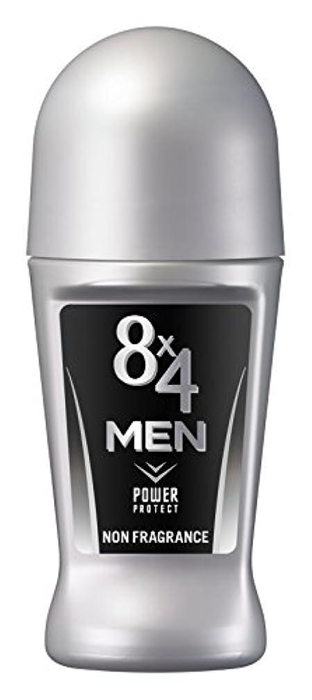 無実拍手するチャットエイトフォーメン 8x4メン ロールオン 無香料 男性用 制汗剤 デオドラント 単品 60ml