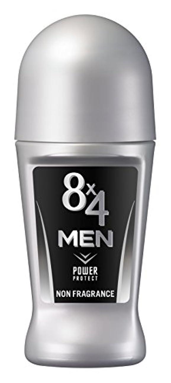 膨らみ腐敗したチャートエイトフォーメン 8x4メン ロールオン 無香料 男性用 制汗剤 デオドラント 単品 60ml