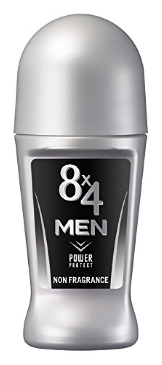 良性警戒言い訳エイトフォーメン 8x4メン ロールオン 無香料 男性用 制汗剤 デオドラント 単品 60ml