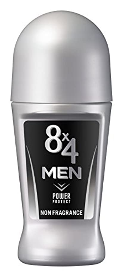 ゲートテニス飢エイトフォーメン 8x4メン ロールオン 無香料 男性用 制汗剤 デオドラント 単品 60ml