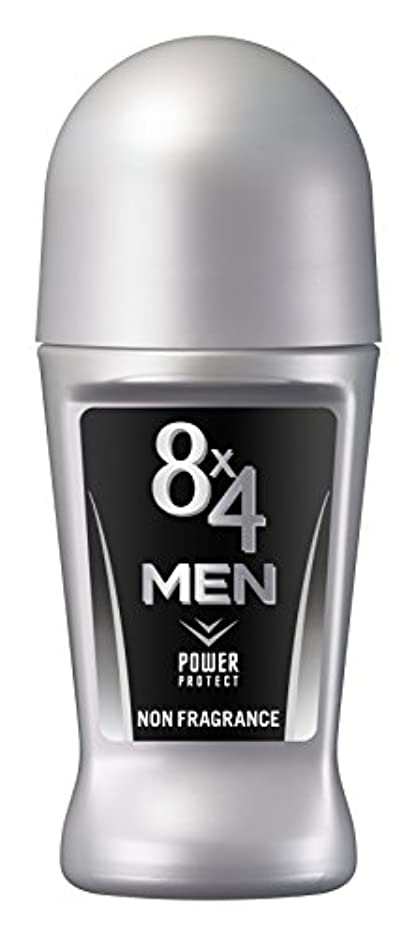 素晴らしい帝国消化エイトフォーメン 8x4メン ロールオン 無香料 男性用 制汗剤 デオドラント 単品 60ml