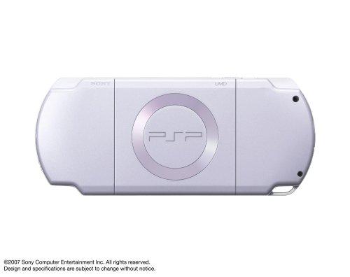 PSP「プレイステーション・ポータブル」 ラベンダー・パープル (PSP-2000LP) 【メーカー生産終了】