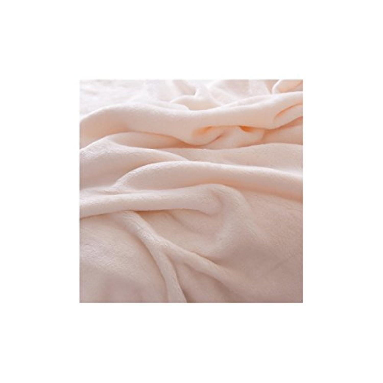 アイボリー/プレミアムマイクロファイバー 毛布 セミダブル あったか オシャレ 丸洗いOK 静電気防止加工