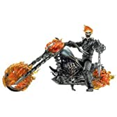 "Ghost Rider Ultimate 12"" Ghostrider & Cycle ゴーストライダーアルティメット"
