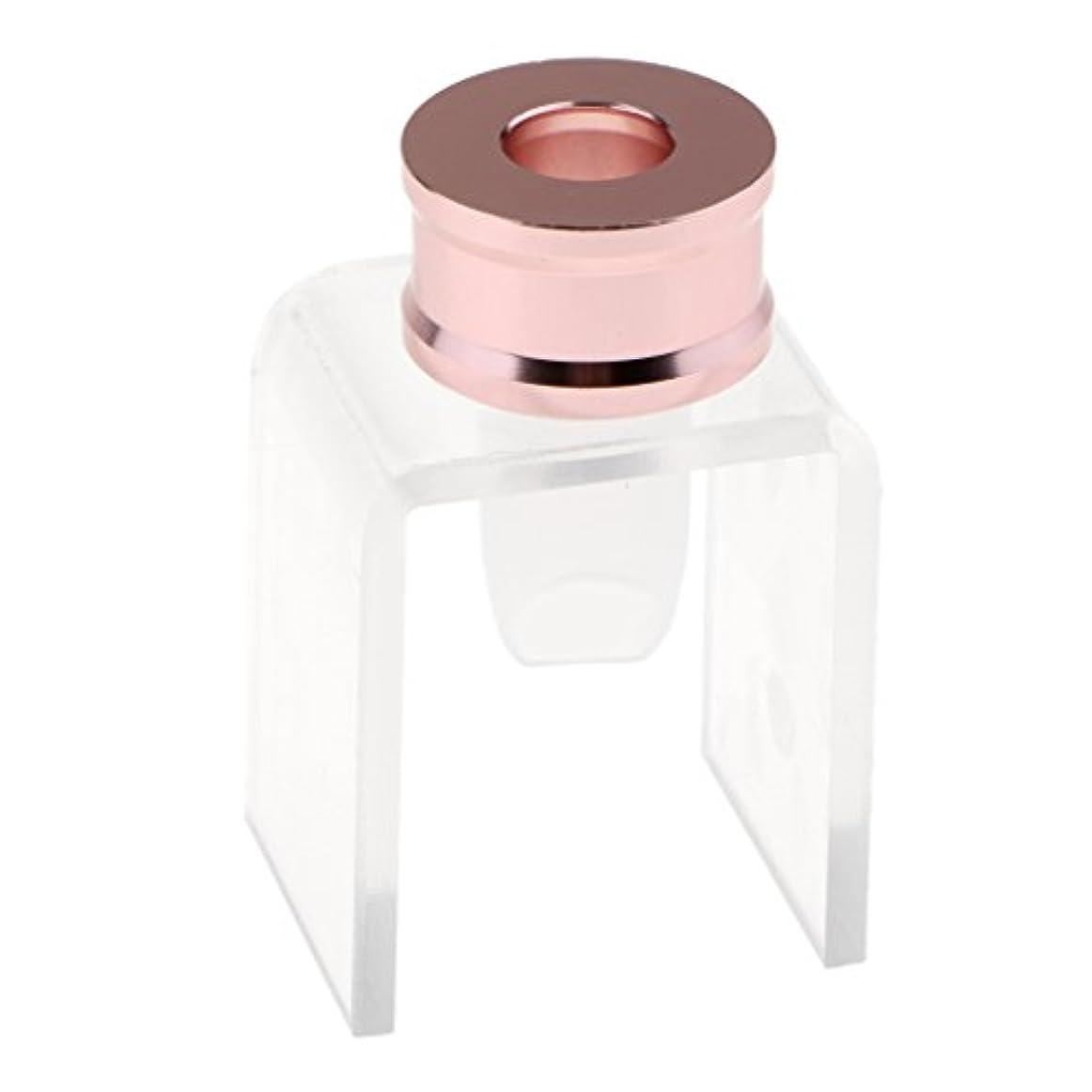 意図する禁輸輝度リップスティック DIY 金型ホルダー 口紅金型 12.1mmチューブ シリコンモールド モールド アクリルスタンド 7タイプ選べる - #2