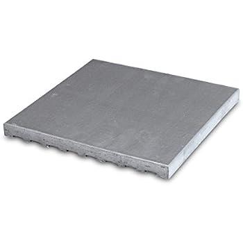 三州墨窯 燻し平板A250-20 (8枚入)