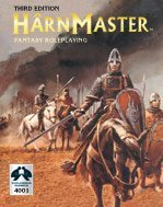 COL: HarnMaster Fantasy Role Playing Game Base Set, 3rd Edition
