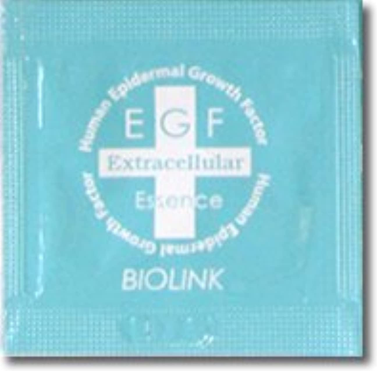 食料品店空使用法バイオリンク EGF エクストラエッセンス 分包 100個+10個おまけ付きセット