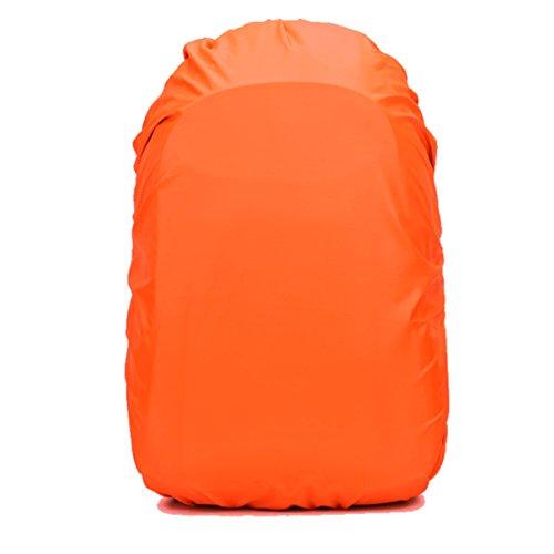 Frelaxy リュックカバー (オレンジ,L サイズ)