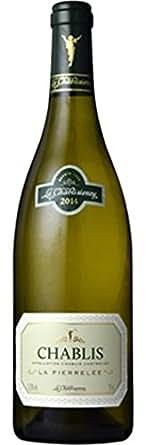 シャブリ ラ・ピエレレ(Chablis La Pierrelee) 2015 ラ・シャブリジェンヌ 白ワイン 辛口 フランス ブルゴーニュ