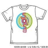 涼宮ハルヒの憂鬱 SOS団Tシャツ ホワイト サイズ:M