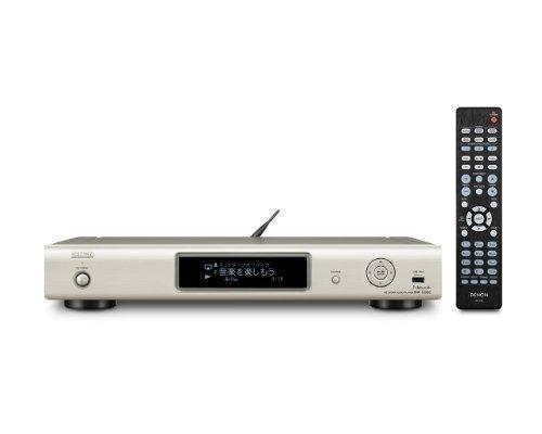 DENON ネットワークオーディオプレーヤー 192kHz/24bit対応 プレミアムシルバー DNP-720SESP