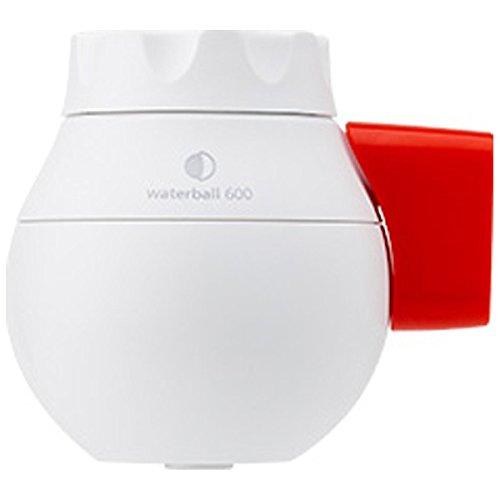 東レ 蛇口直結型浄水器 ホワイト/レッドTORAY ウォーターボール WB600B-R