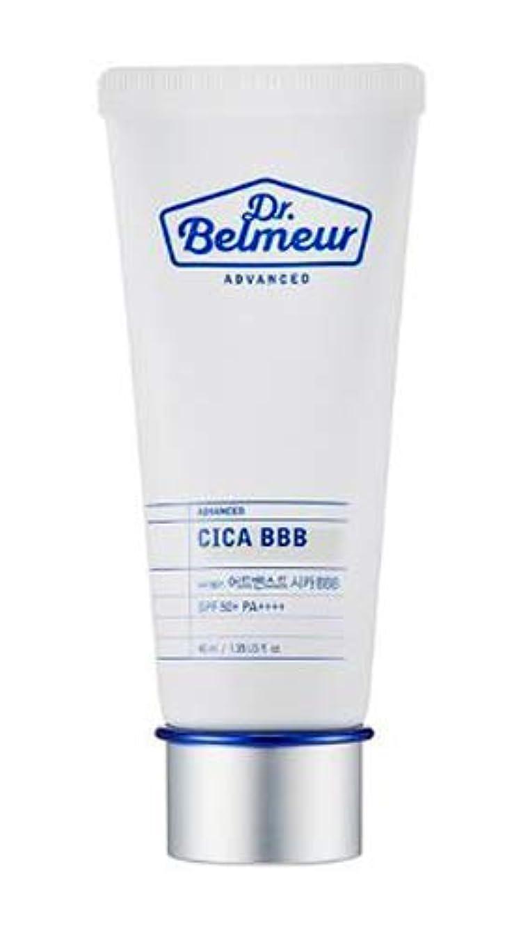 ホップ徐々に測る[ザ?フェイスショップ] THE FACE SHOP [ドクターベルモ アドバンスド シカ BBB 40ml] (Dr.Belmeur Advanced CICA BBB 40ml SPF50+ PA++++) [海外直送品]