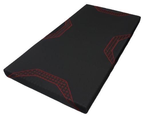 東京西川 [エアーSI] マットレス 高反発 厚み9cm シングル 硬さレギュラー レッド HWB7601000BK