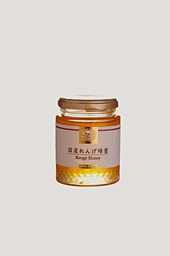入学するヘビー師匠国産 れんげ蜂蜜 280g