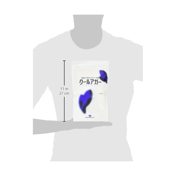 新田ゼラチン クールアガー 500gの紹介画像4