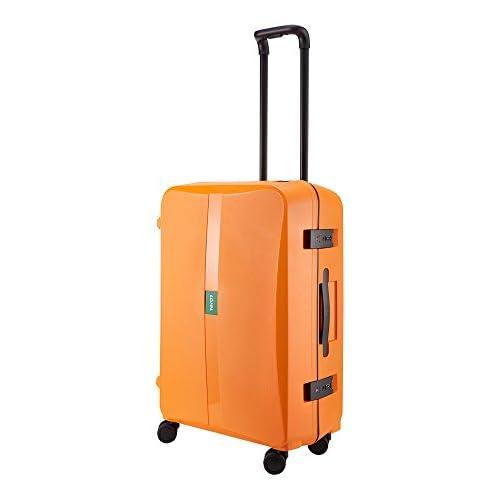 (ロジェール)LOJEL スーツケース OCTA 2 Mサイズ 58cm Orange