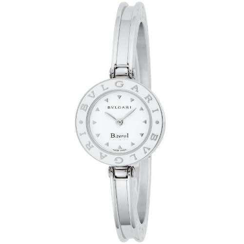 [ブルガリ]BVLGARI 腕時計 B-zero1 ホワイト文字盤 BZ22WLSS.S レディース 【並行輸入品】