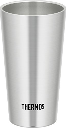 サーモス 真空断熱タンブラー JDI-300-S [ステンレス]