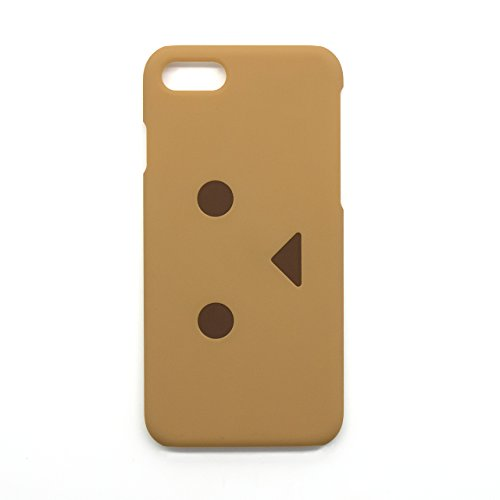 cheero Danboard Case for iPhone 7 / iPhone 8 (ライトブラウン) CHE-801-BR