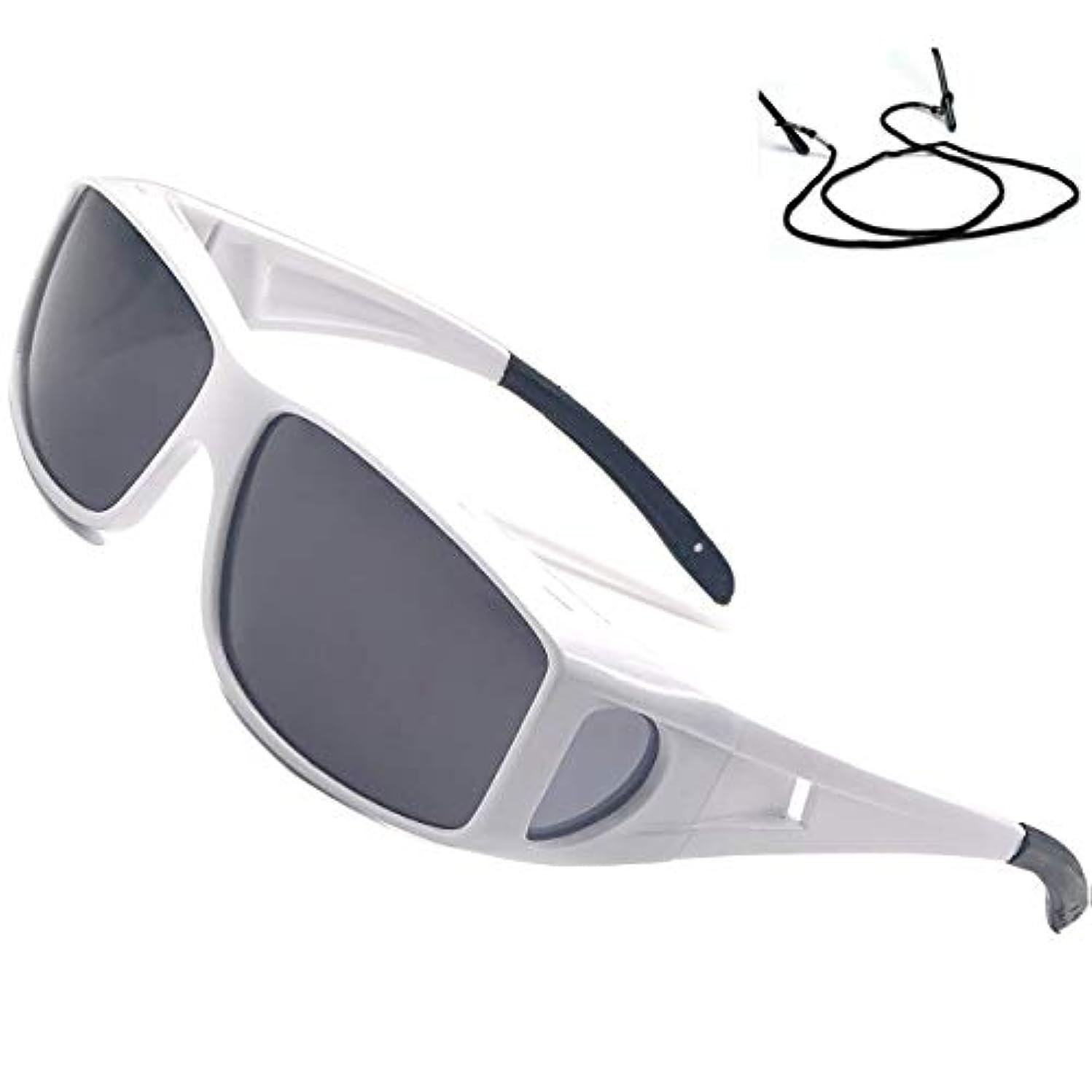 トンネルカウント有害な偏光サングラスをUV400眼鏡の男性と女性の眼鏡を遮ってサングラス釣り眼鏡