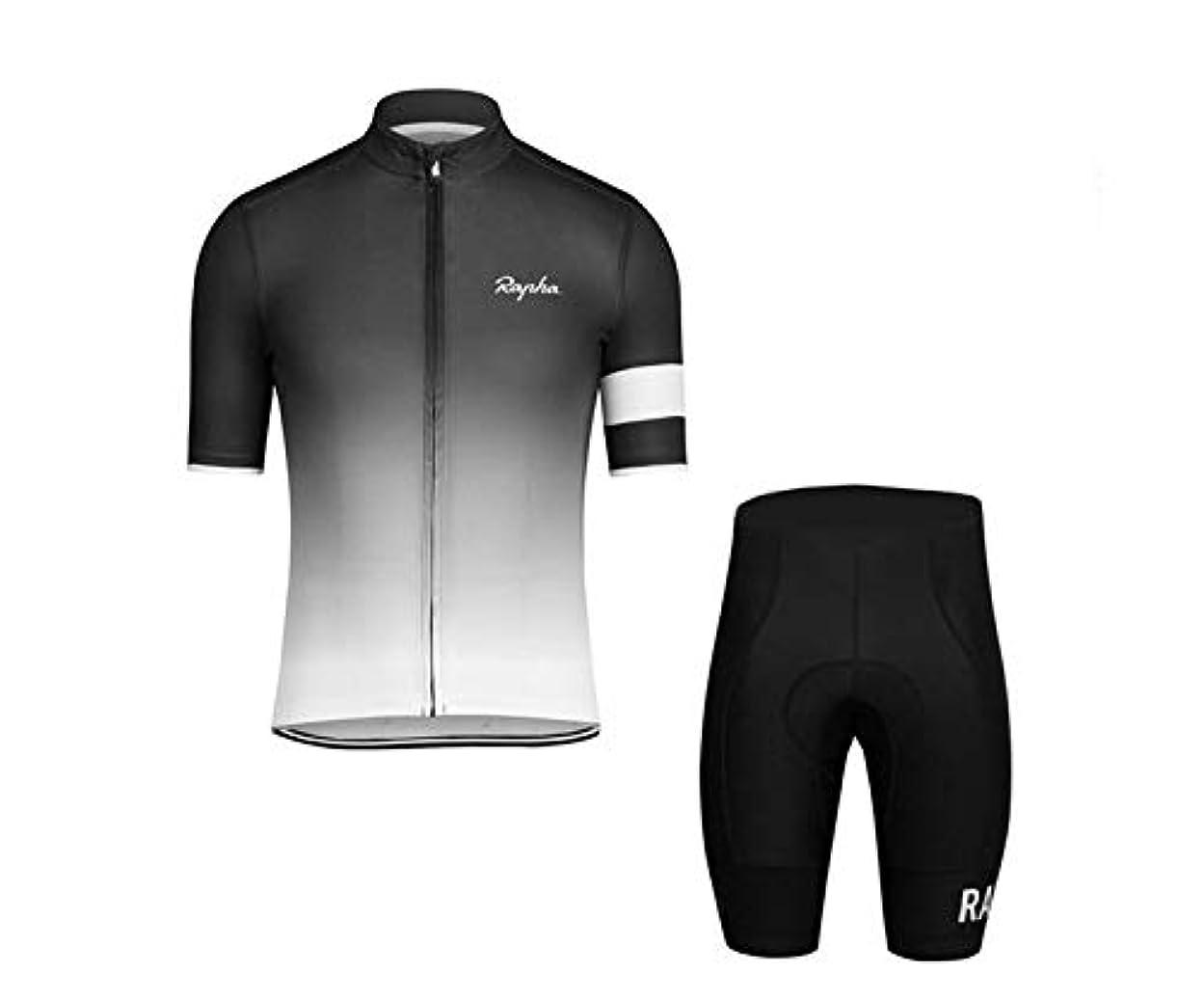 頬予測子興奮サイクルジャージ 夏 サイクルジャージ 半袖 夏用サイクルジャージ 上下セット サイクルウェア レディース 通気性 人気