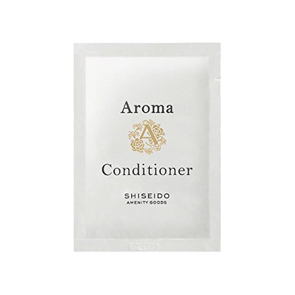 超越する化学者資生堂 アロマ コンディショナー 12mlパウチ 10包
