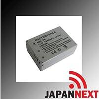 2個セット CANON キヤノンPowerShot G10 G11等NB-7L対応バッテリー【JAPANNEXT】 保障付(2XJN-BAT)