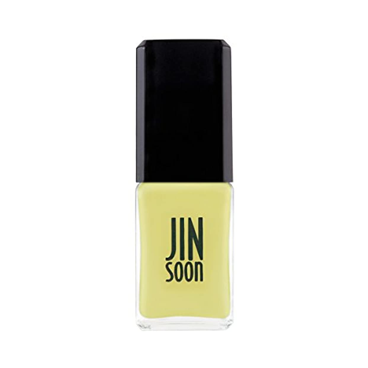 落ちた豊富な生む[ジンスーン] [ jinsoon] シャルム Charme ジンスーンネイルポリッシュ 爪に優しい成分 11mL