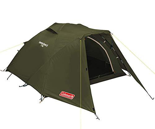 【Amazon.co.jp限定】コールマン(Coleman) テント ツーリングドーム LX 2~3人用 オリーブ 2000034696