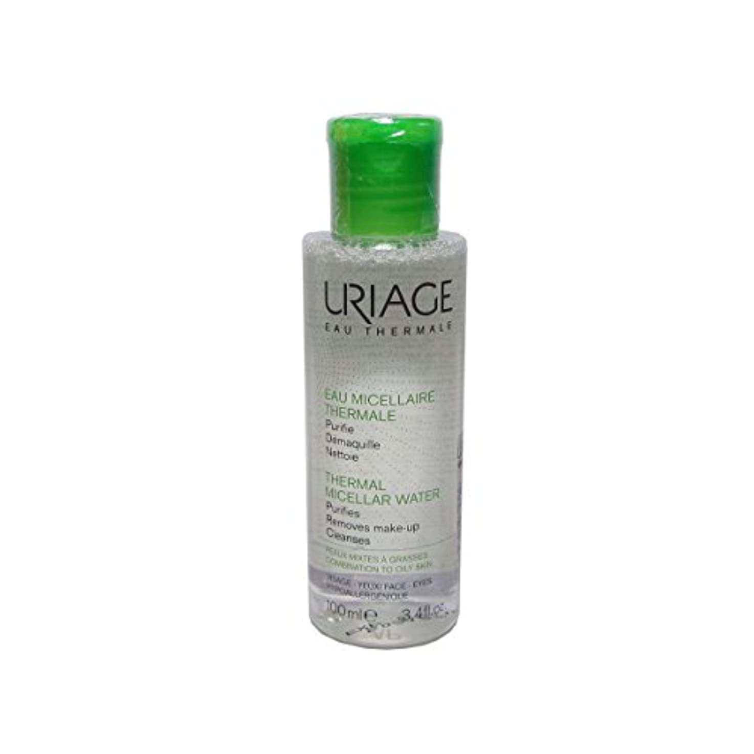 病者ペース西部Uriage Thermal Micellar Water Combination To Oily Skin 100ml [並行輸入品]