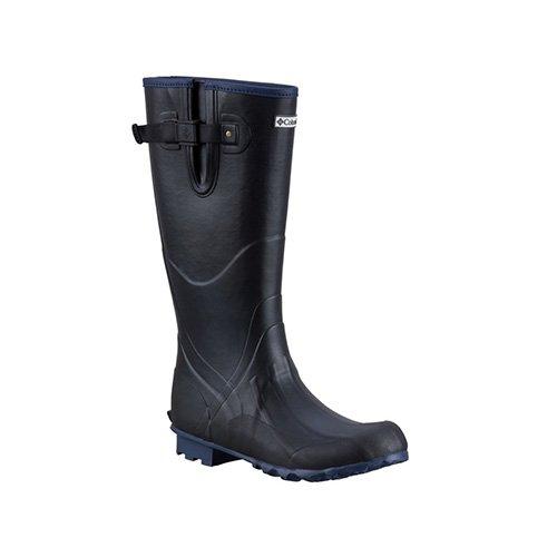 Columbia(コロンビア) レイン ブーツ ラディII ウィンター ロングブーツ 長靴 レディース 010-Black 6(24.0) yu3720-60-010