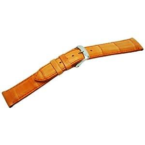 [モレラート]MORELLATO AMADEUS アマデウス 20mm オレンジ マットアリゲーター時計バンド ベルト交換工具付 U0518 339 086 020