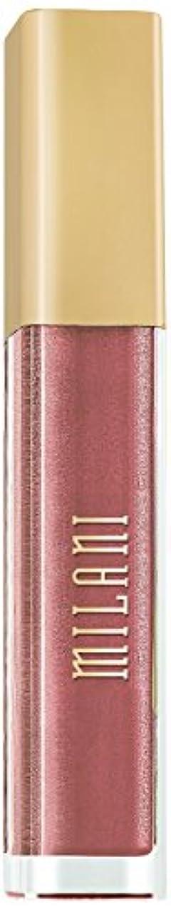 パーチナシティボトル砲兵MILANI Amore Matte Metallic Lip Creme - Chromattic Addict (並行輸入品)