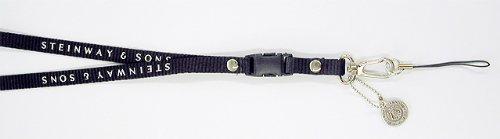 [해외]STEINWAY &  SONS (스튜디오 인 웨이) 핸드폰 줄/STEINWAY &  SONS (Steinway) cell phone strap