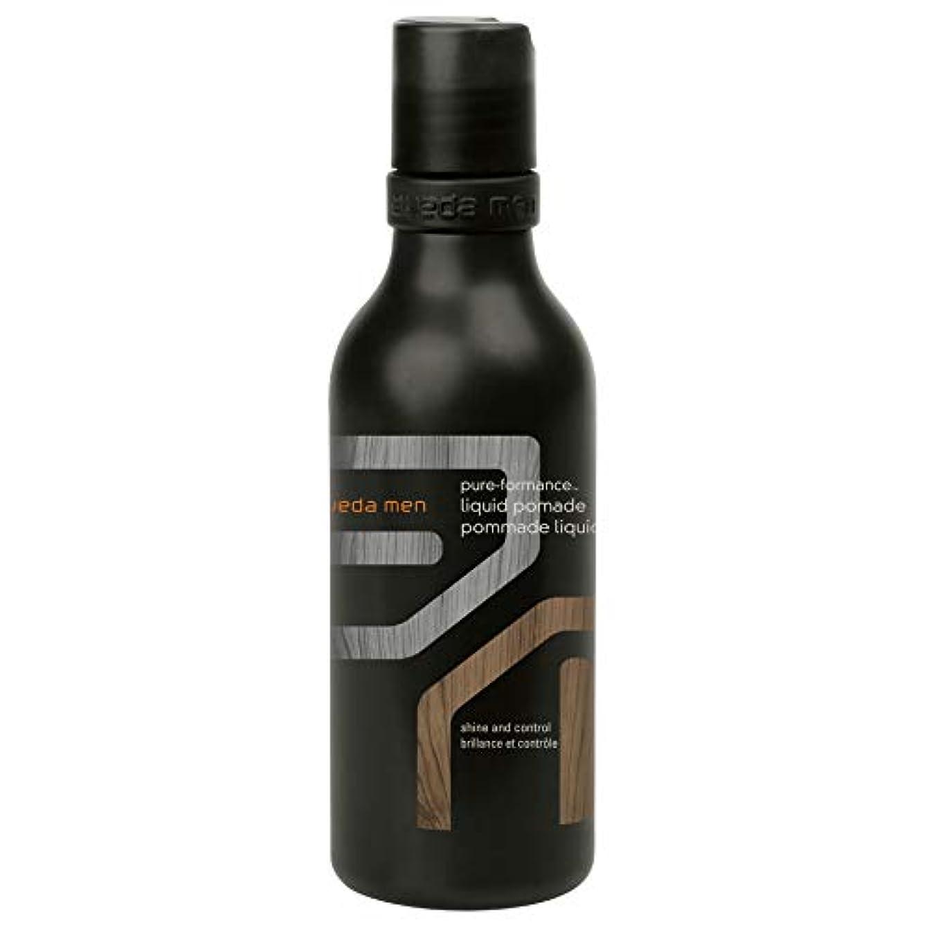 保護羊チャンピオンシップ[AVEDA] アヴェダ男性の純粋な-Formance液体ポマードの200ミリリットル - Aveda Men Pure-Formance Liquid Pomade 200ml [並行輸入品]