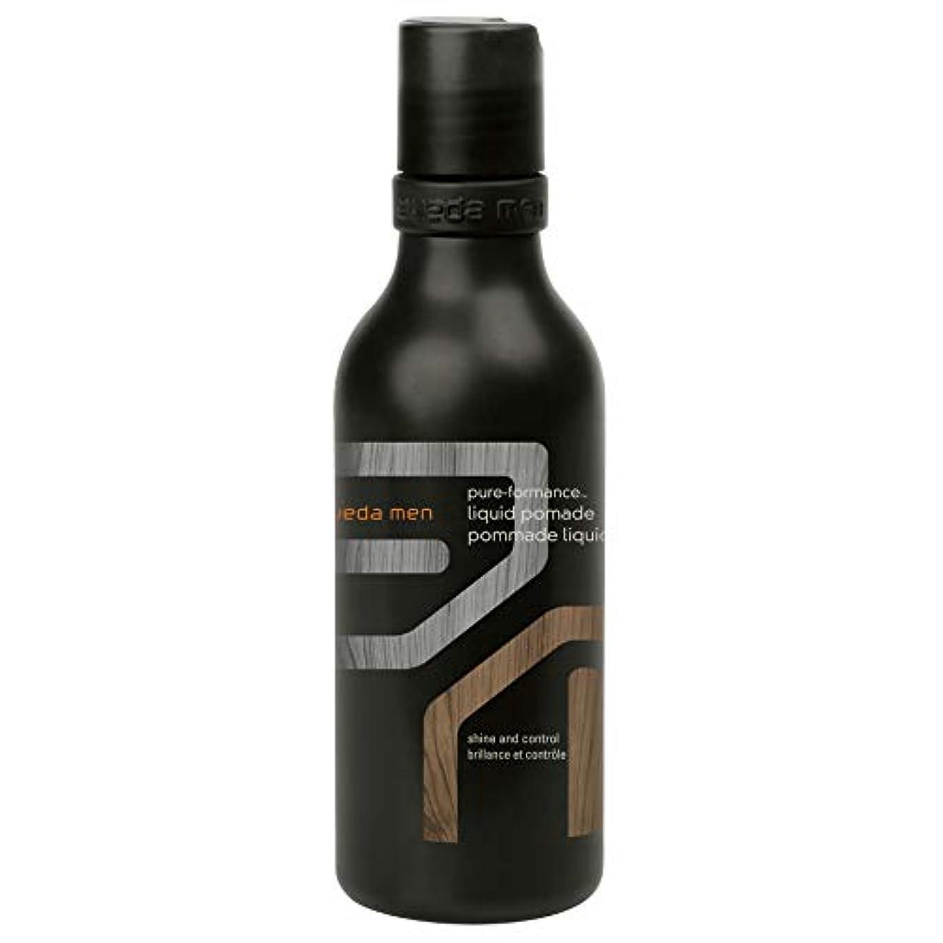 重要な走る印象派[AVEDA] アヴェダ男性の純粋な-Formance液体ポマードの200ミリリットル - Aveda Men Pure-Formance Liquid Pomade 200ml [並行輸入品]