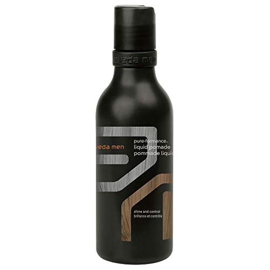 不公平器官馬鹿[AVEDA] アヴェダ男性の純粋な-Formance液体ポマードの200ミリリットル - Aveda Men Pure-Formance Liquid Pomade 200ml [並行輸入品]