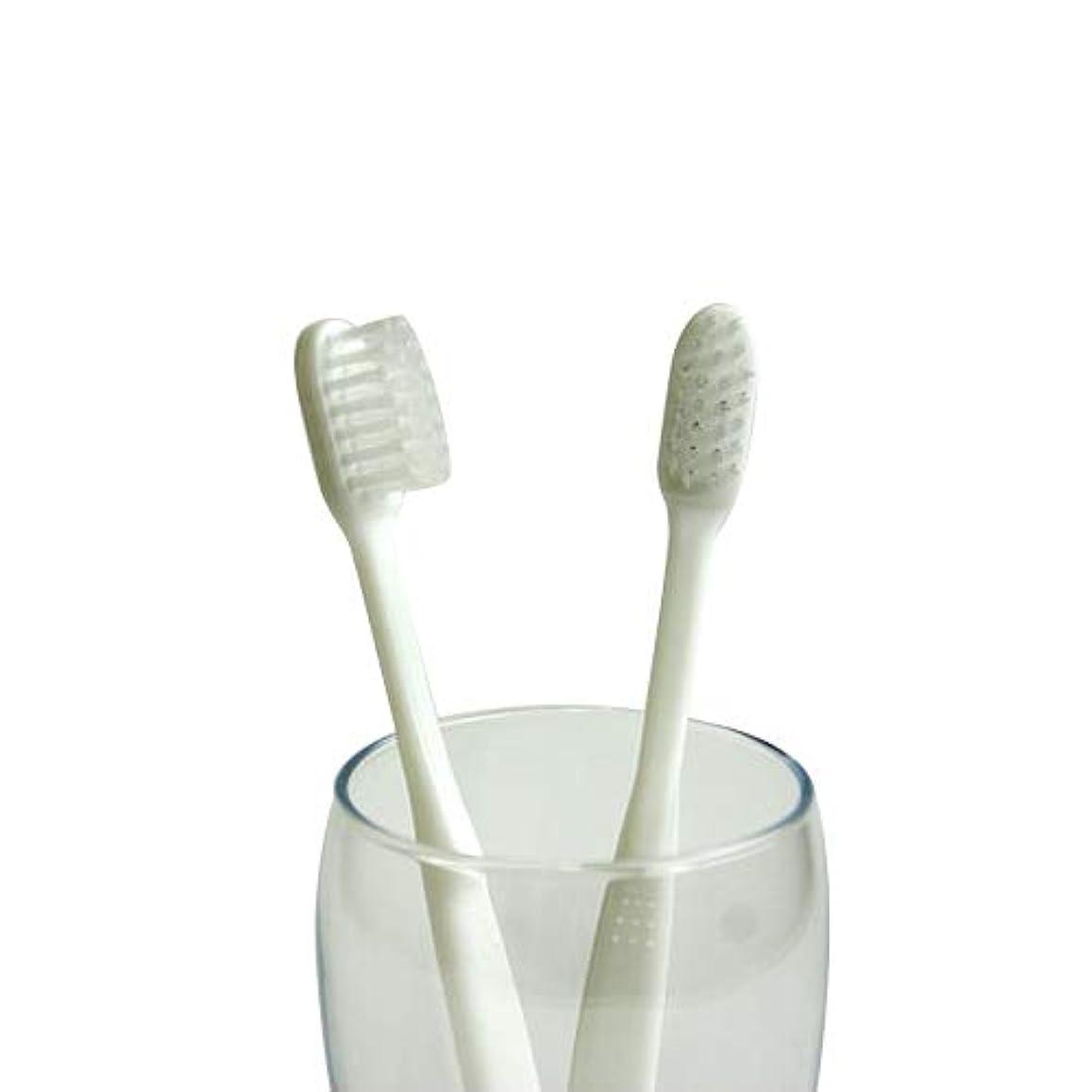 ダース香水溶接業務用使い捨て歯ブラシ(ハミガキ粉無し) 100本入り│口腔衛生用 清掃用 掃除用 工業用 ハブラシ はぶらし