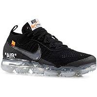 "Off-White x Nike Air VaporMax "" Black ""(オフホワイト X エア ヴェイパーマックス "" ブラック "" THE TEN)#AA3831-002"
