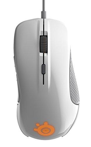【国内正規品】ゲーミングマウス SteelSeries Rival 300 White 62354