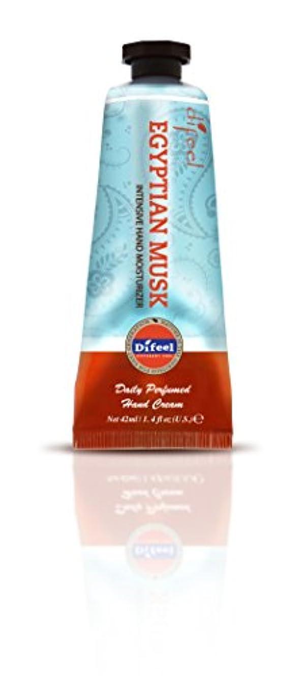売上高操作スーパーマーケットDifeel(ディフィール) エジプティシャンムスク ナチュラル ハンドクリーム 40g EGYPTIAN MUSK 13EGYn New York