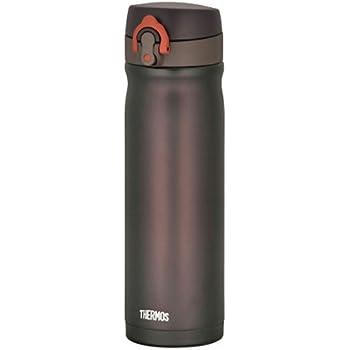 サーモス 水筒 真空断熱ケータイマグ 【ワンタッチオープンタイプ】 0.5L ダークブラウン JMY-501 DBW