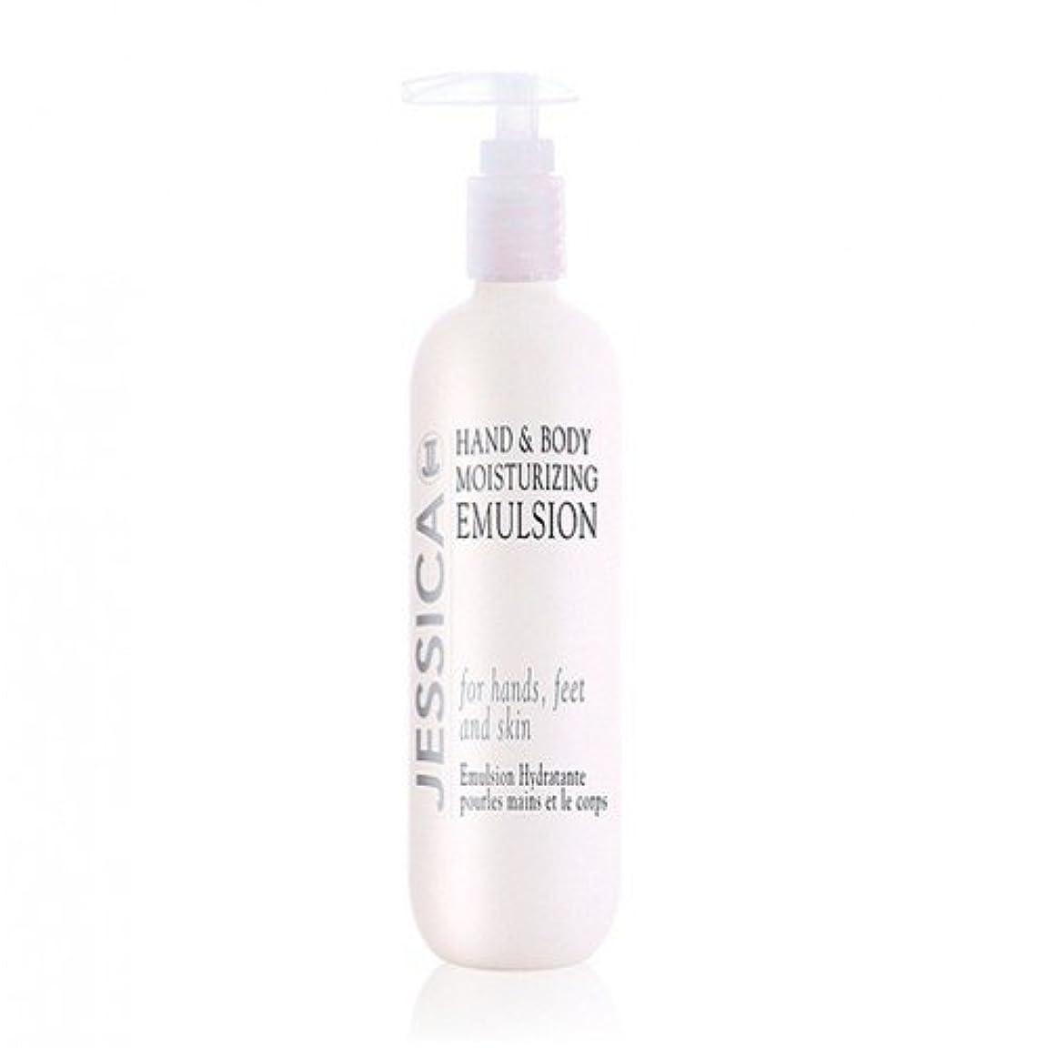 デコラティブ発火するラウンジJessica Hand & Body Essentials - Moisturizing Emulsion - 32oz / 947ml