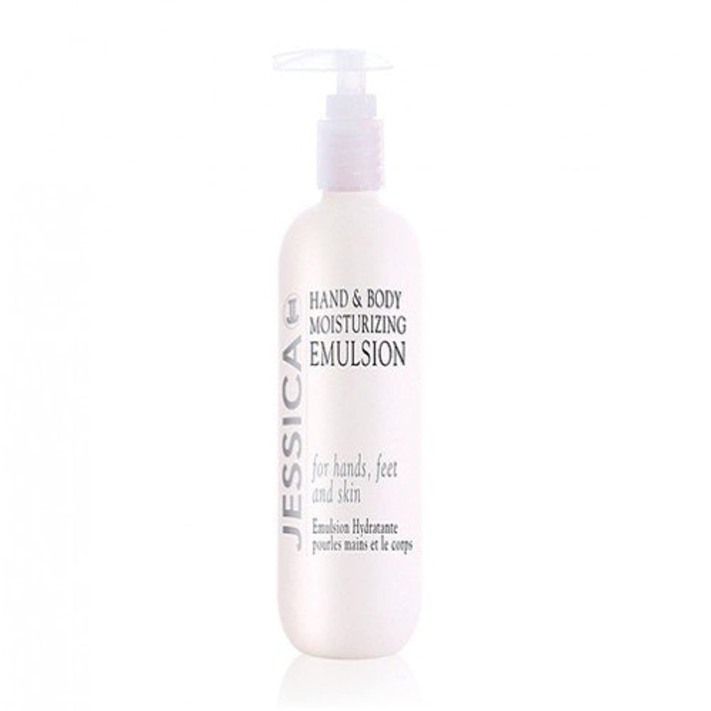 引退する無能排他的Jessica Hand & Body Essentials - Moisturizing Emulsion - 32oz / 947ml