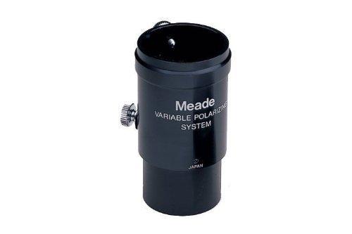 Meade Instruments 07286 No.905 1.25-Inch Variable Polarizing Filter (Black) [並行輸入品]